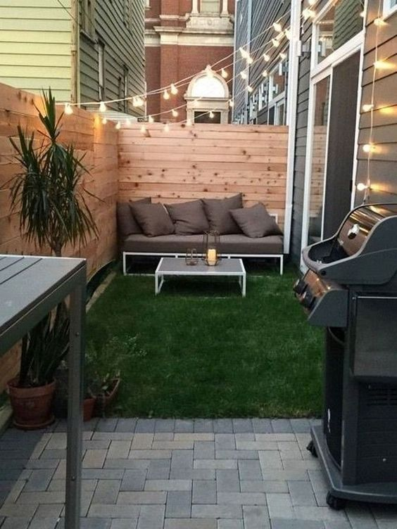 Small Backyard Ideas 21 Stylish Decors For Minimalist Home