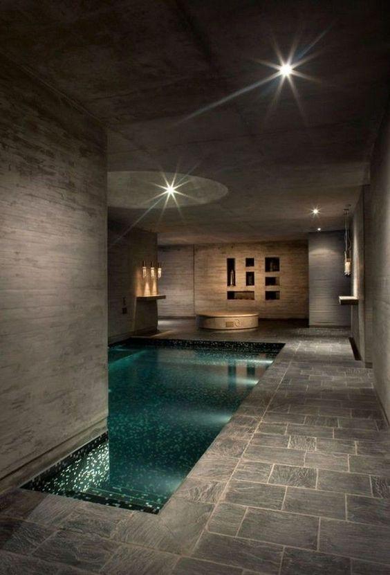 Swimming Pool Lighting Ideas 11