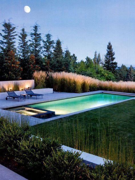 Swimming Pool Lighting Ideas 13