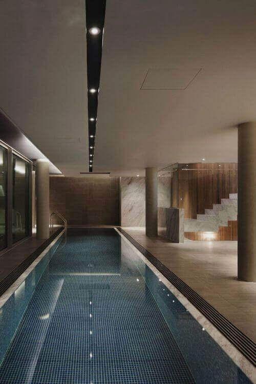 Swimming Pool Lighting Ideas 14