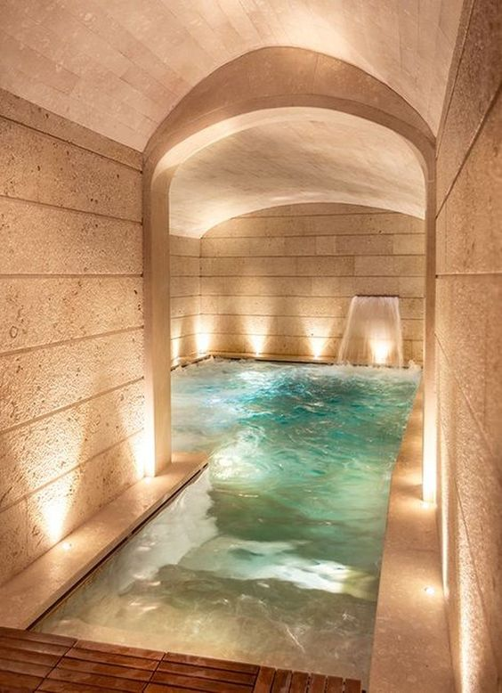 Swimming Pool Lighting Ideas 15