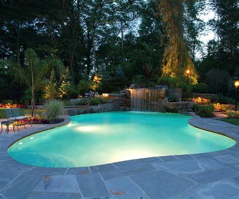 Swimming Pool Lighting Ideas 17