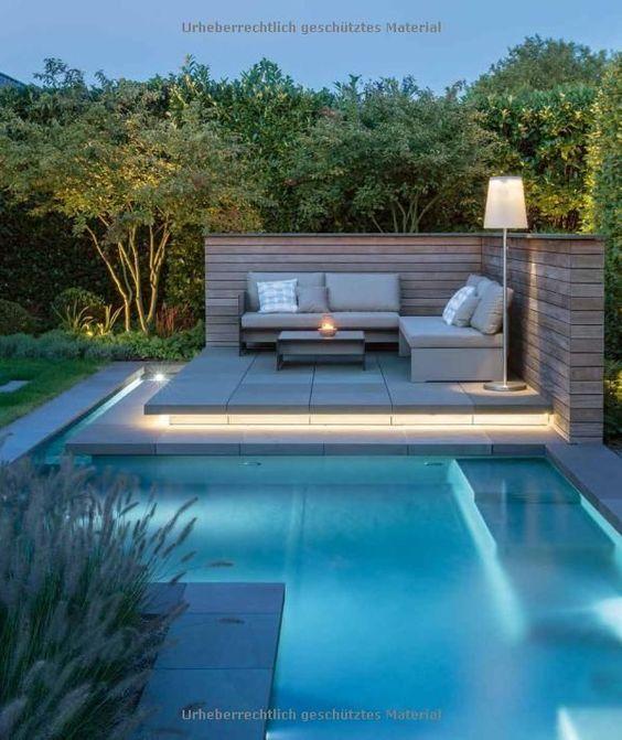 Swimming Pool Lighting Ideas 19