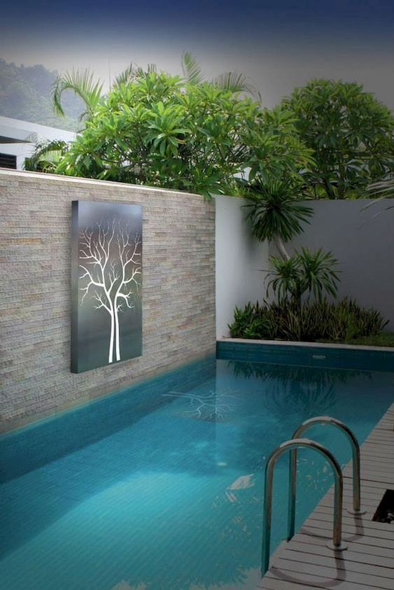 Swimming Pool Lighting Ideas 6