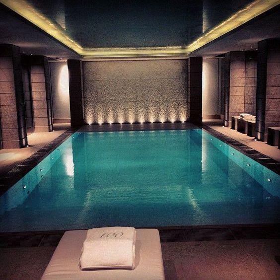 Swimming Pool Lighting Ideas 9