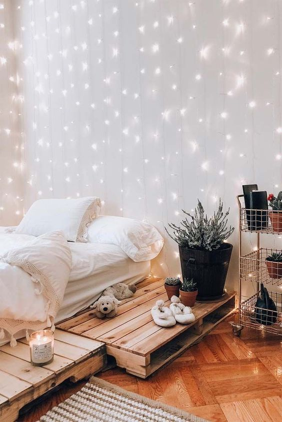 Bedroom Decoration Ideas: Beautiful Sparkling Decor