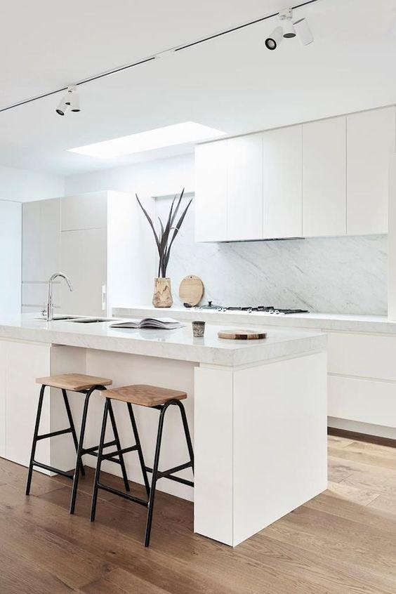 Contemporary Kitchens Ideas: Beautiful Earthy Decor
