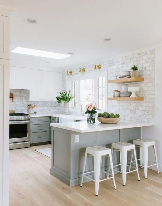 Kitchen Decor Ideas: Modern Farmhouse Decor