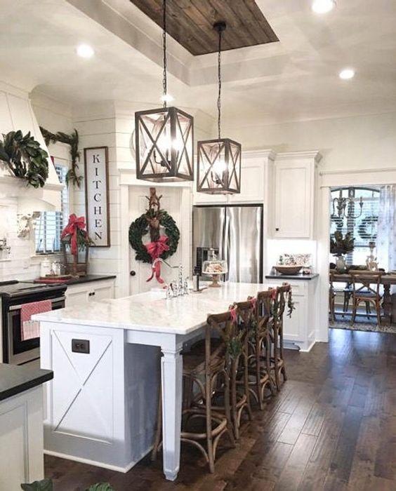 Kitchen Decor Ideas: Stylish Farmhouse Decor