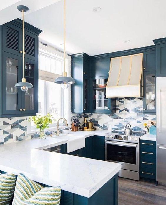 Kitchen Decor Ideas: Beautiful Coastal Decor