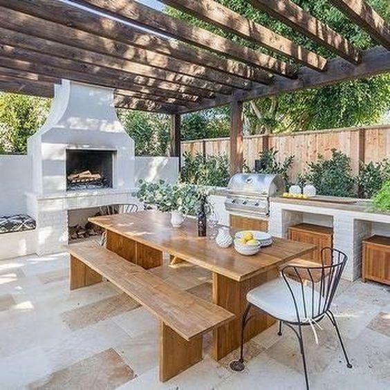 Backyard Dining Ideas 17