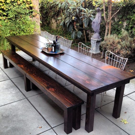 Backyard Dining Ideas 22