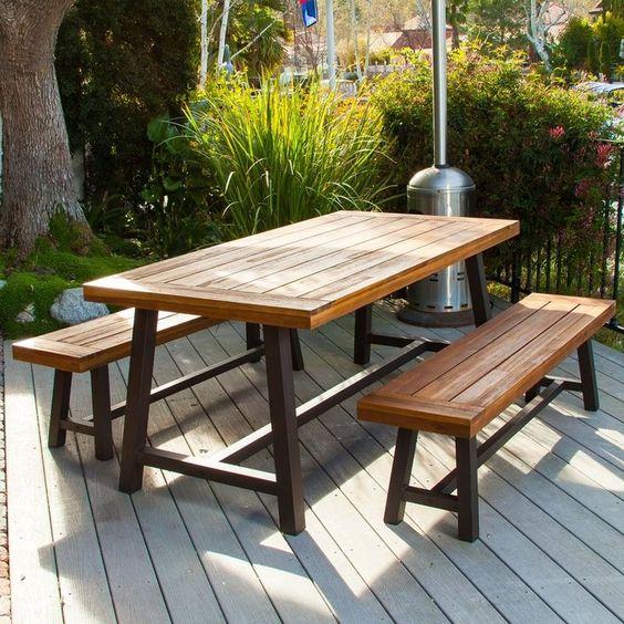 Backyard Dining Ideas 23