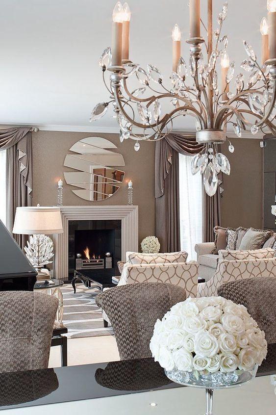 Elegant Living Room ideas 16