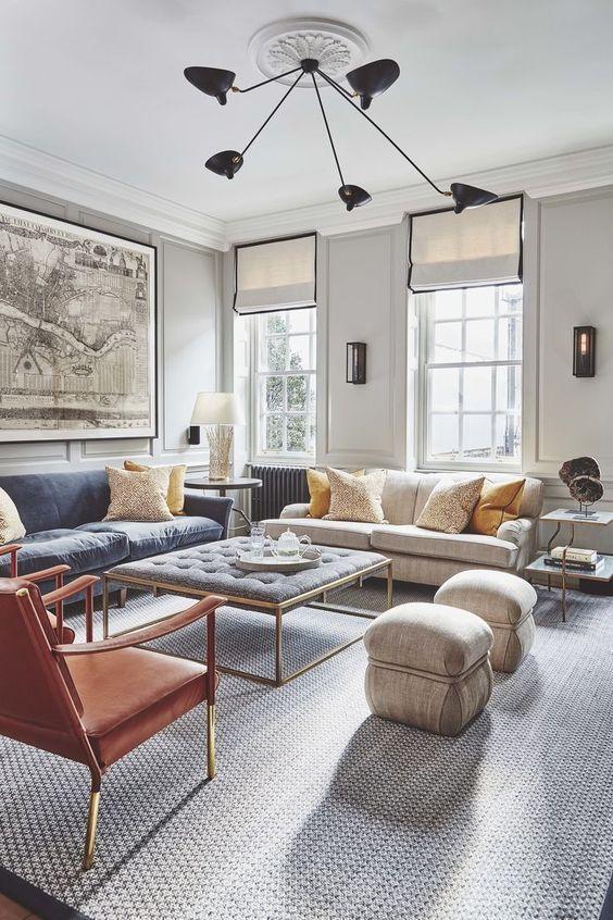 Elegant Living Room ideas 17