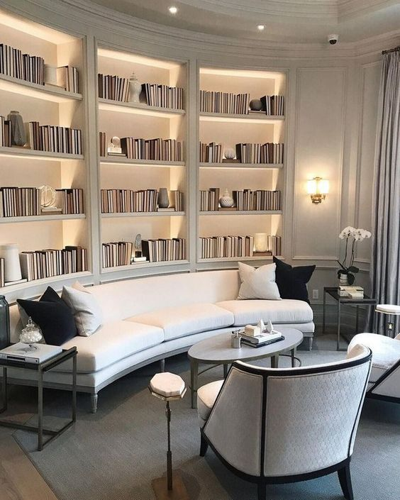 Elegant Living Room ideas 20