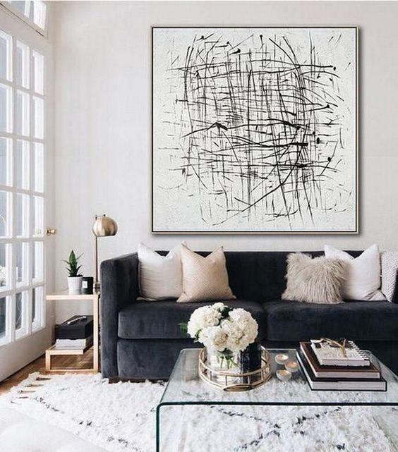 Elegant Living Room Ideas: Brightly Stylish Decor