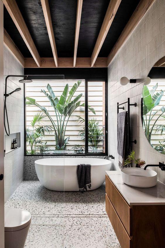 Industrial Bathroom Ideas 10