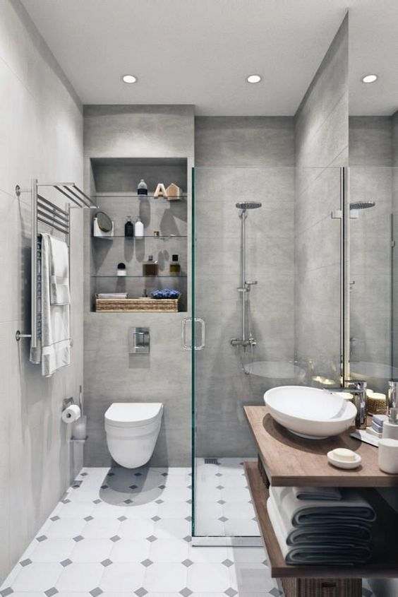 Industrial Bathroom Ideas 11