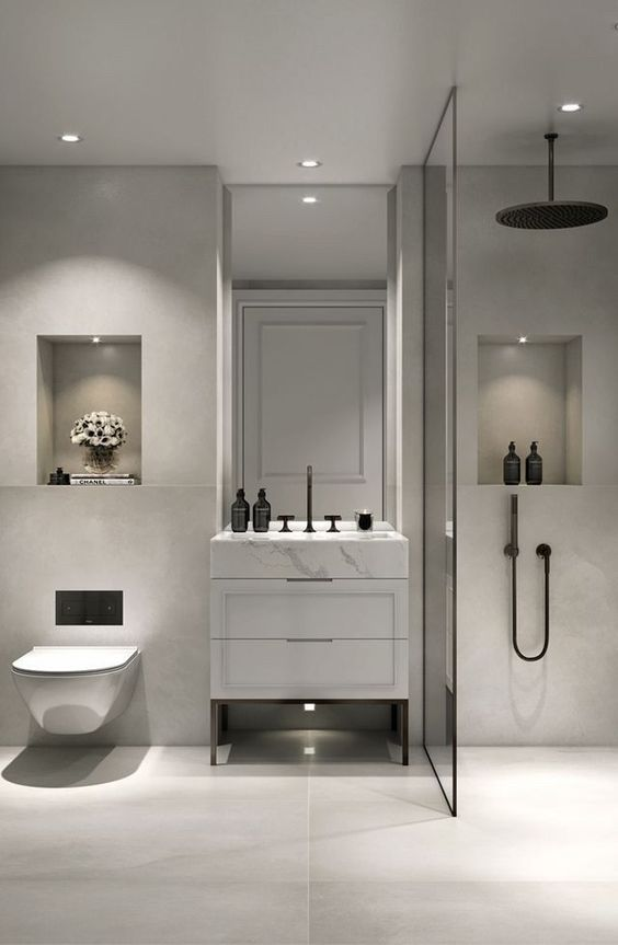 Industrial Bathroom Ideas 12