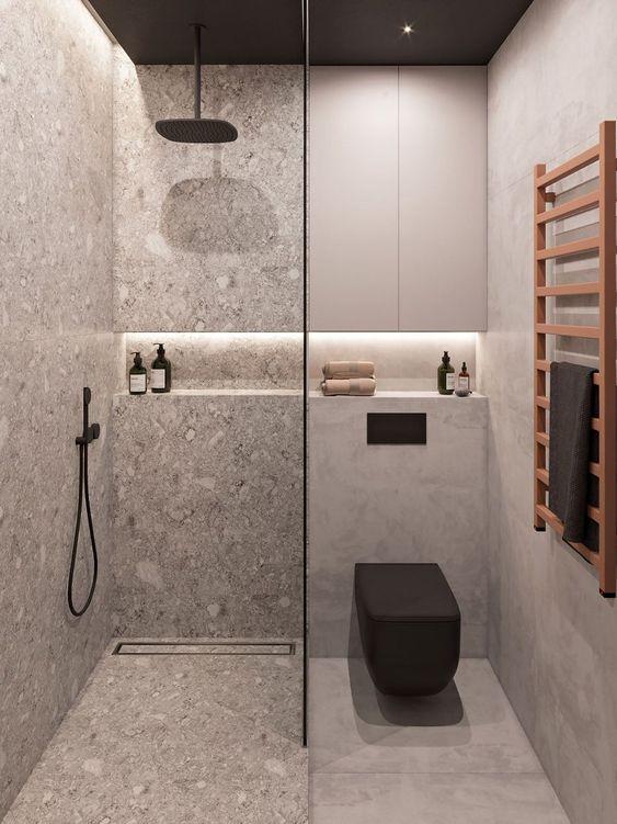 Industrial Bathroom Ideas 13