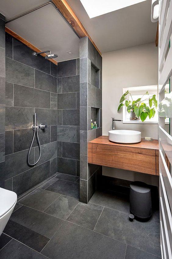 Industrial Bathroom Ideas 14
