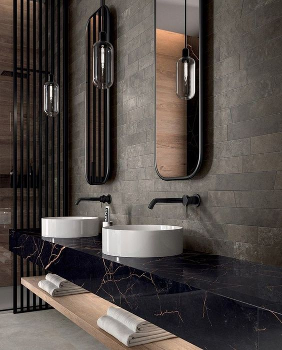 Industrial Bathroom Ideas 20