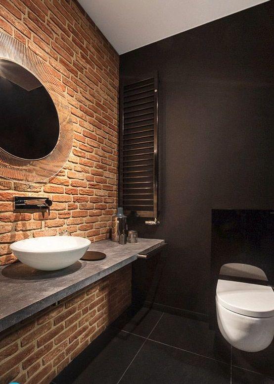 Industrial Bathroom Ideas 21
