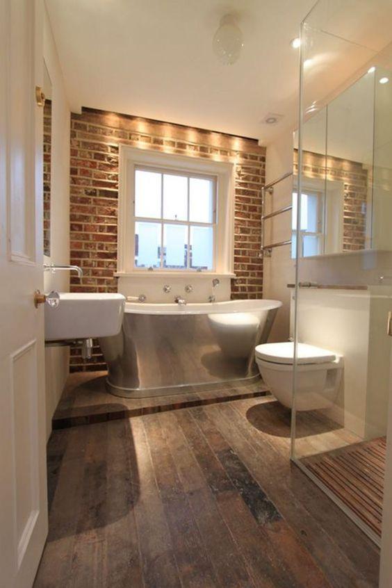 Industrial Bathroom Ideas: Simple Unique Decor