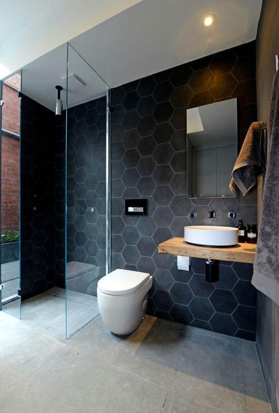Industrial Bathroom Ideas: Elegant Rustic Decor
