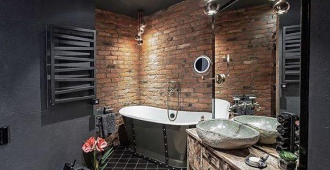 Industrial Bathroom Ideas feature