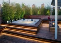 Luxury Hot Tub feature