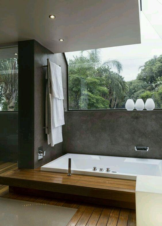 Hot Tub Bathroom 10