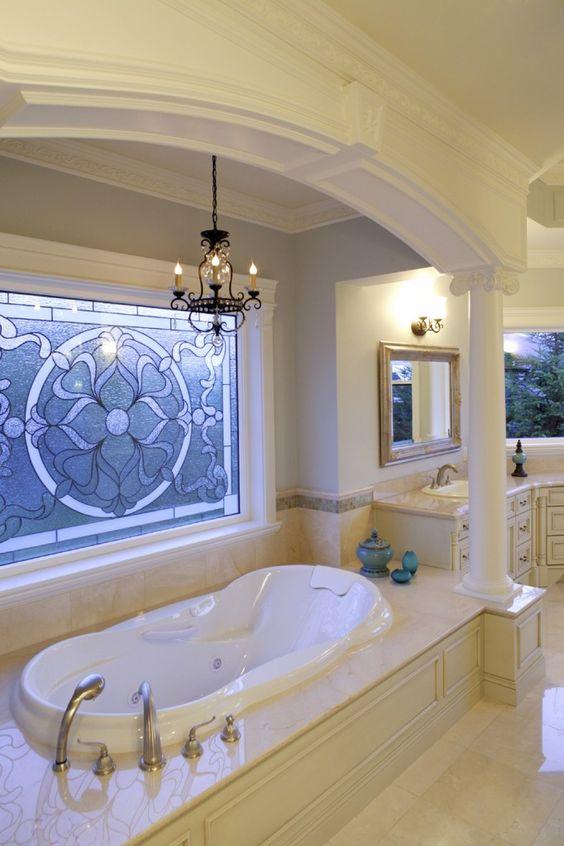 Hot Tub Bathroom 12