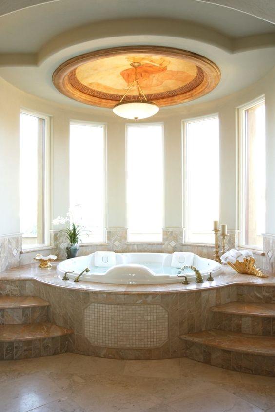 Hot Tub Bathroom 14