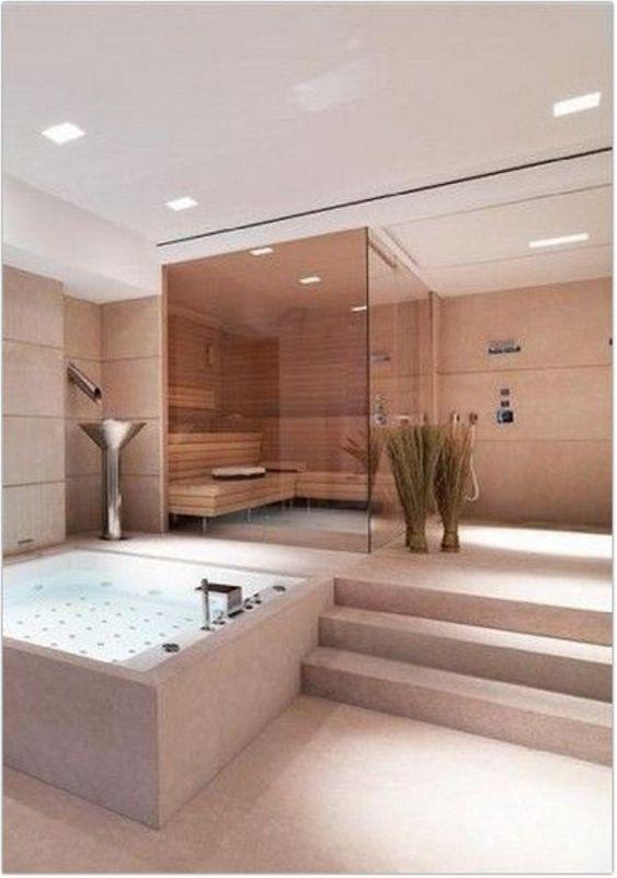 Hot Tub Bathroom 21