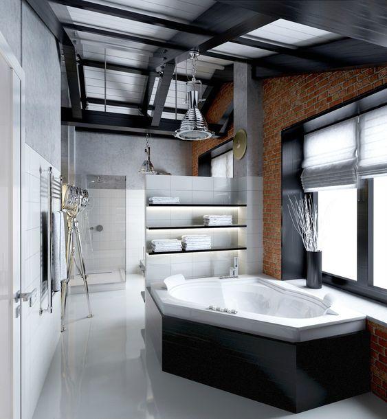 Hot Tub Bathroom 22