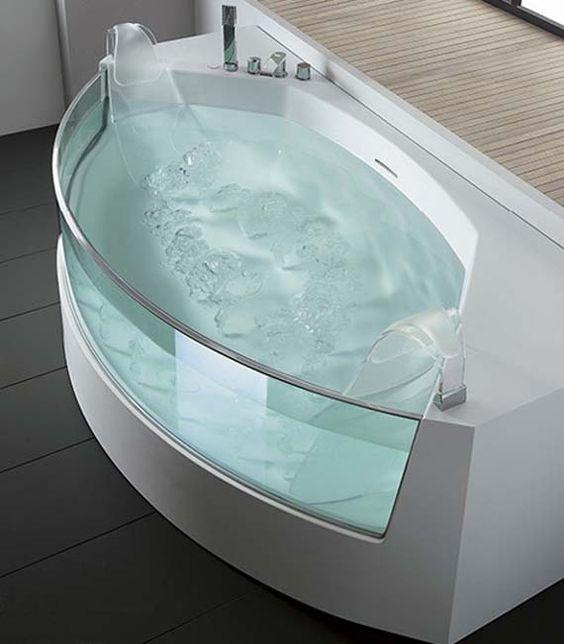 Hot Tub Bathroom 7