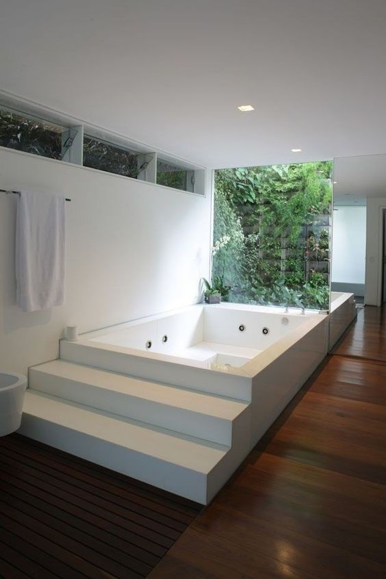 Hot Tub Bathroom 9