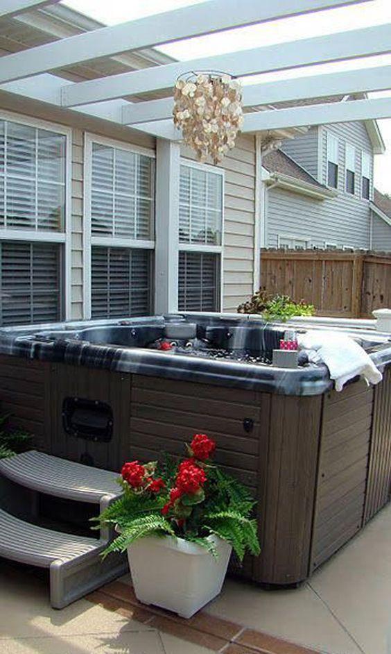 Hot Tub Outdoor 12