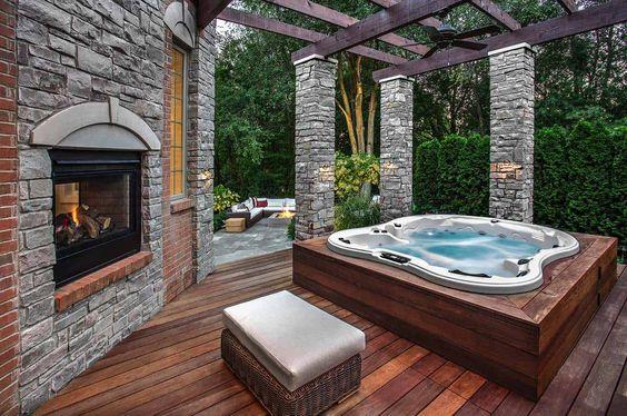 Hot Tub Outdoor 17