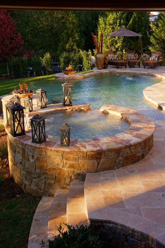 Hot Tub Outdoor 24