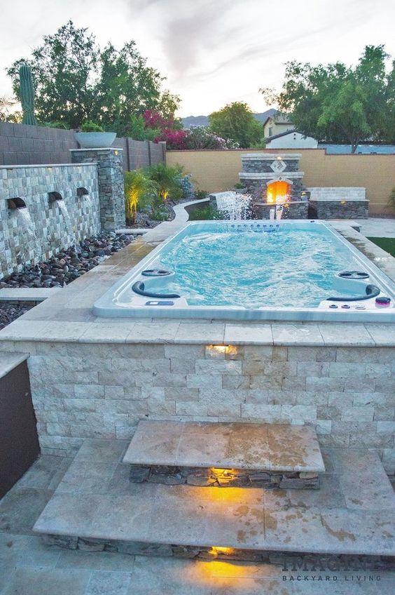 Hot Tub Outdoor 7