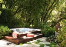 Hot Tub Outdoor: 25+ Mesmerizing Ideas for Small Spaces