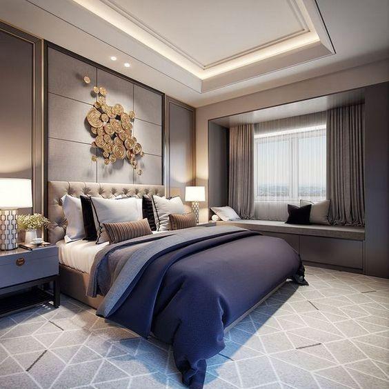 contemporary bedroom ideas 18