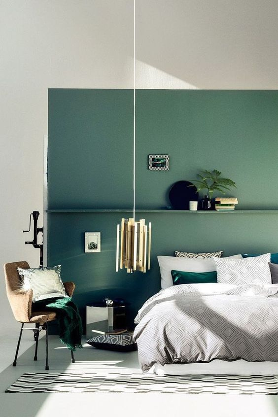 Contemporary Bedroom Ideas: Chic Fresh Decor