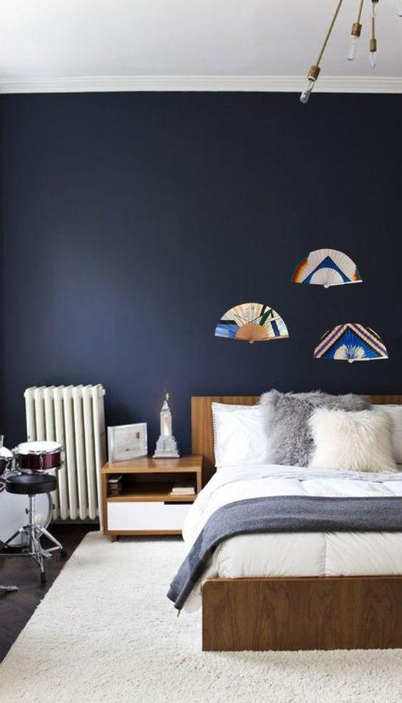 Contemporary Bedroom Ideas: Elegant Rustic Decor