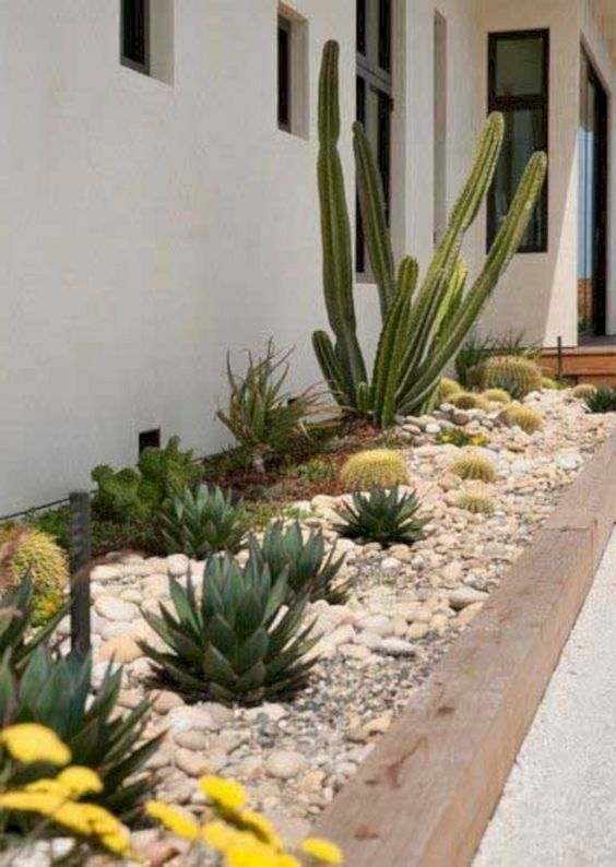 patio landscaping ideas 11