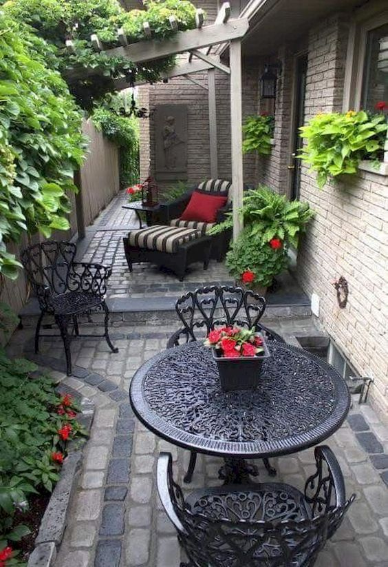 patio landscaping ideas 14
