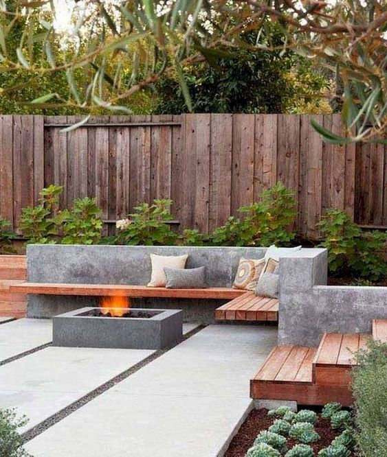 patio landscaping ideas 16